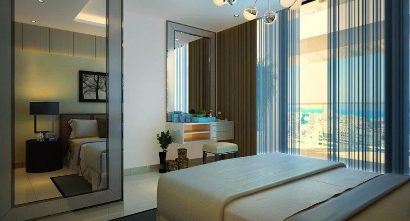 bedroom 2+1 1